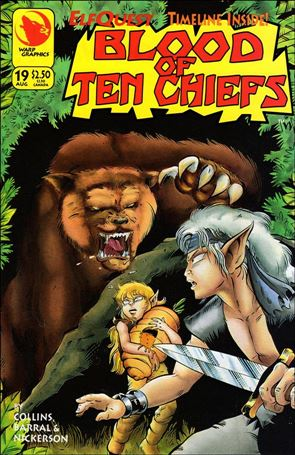 Elfquest: Blood of Ten Chiefs 19-A