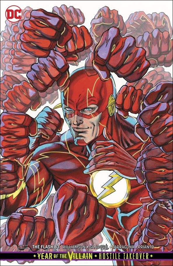 Flash (2016) 83-B by DC