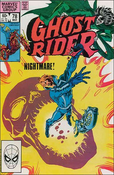 Ghost Rider (1973) 78-A by Marvel