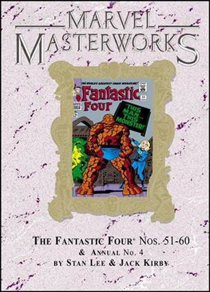 Marvel Masterworks: The Fantastic Four 6-D