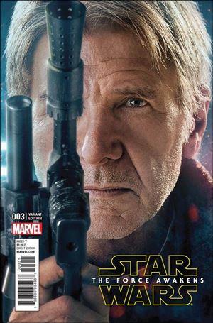 Star Wars: The Force Awakens Adaptation 3-C