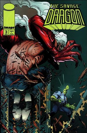 Savage Dragon (1993) 3-A