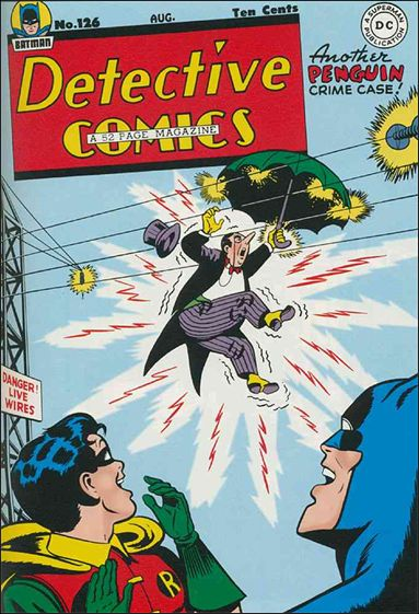 Detective Comics (1937) 126-A by DC