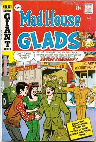 Madhouse Glads 81-A