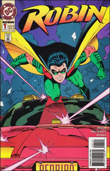 Robin (1993) 1-B by DC