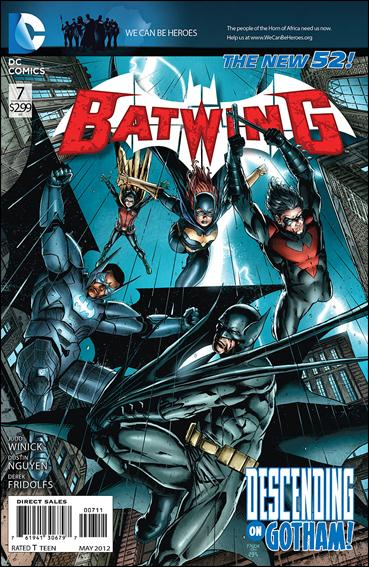 Batwing 7-A by DC