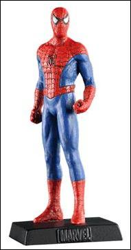 Classic Marvel Figurine Collection (UK) Spider-Man by Eaglemoss Publications