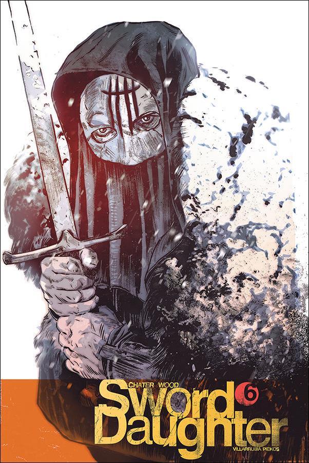 Sword Daughter 6-B by Dark Horse