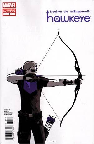 Hawkeye (2012) 2-B by Marvel