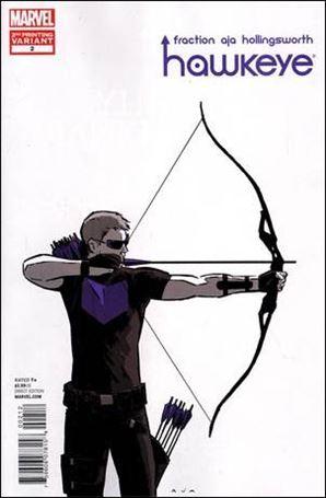 Hawkeye (2012) 2-B