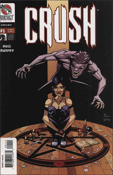 Crush (2003) 1-A by Dark Horse