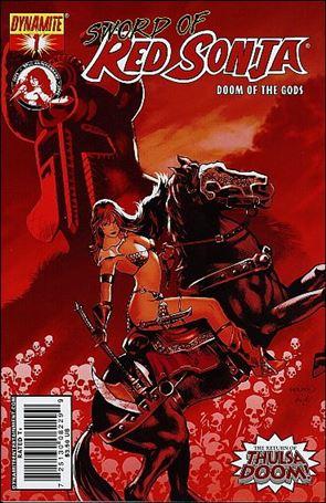 Sword of Red Sonja: Doom of the Gods 1-C