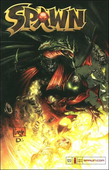 Spawn 123-A by Image