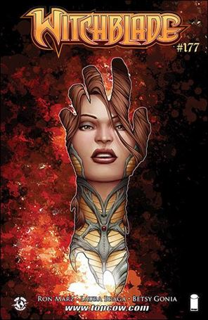 Witchblade 177-B
