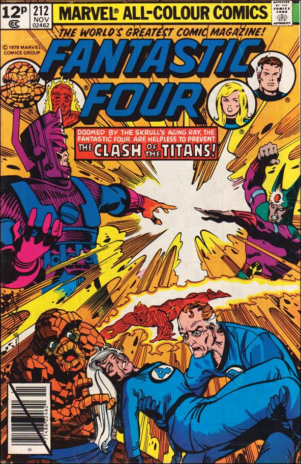 Fantastic Four (1961) 212-B by Marvel