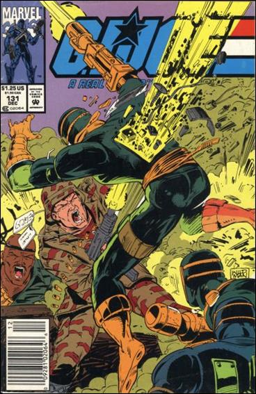 G.I. Joe: A Real American Hero 131-A by IDW