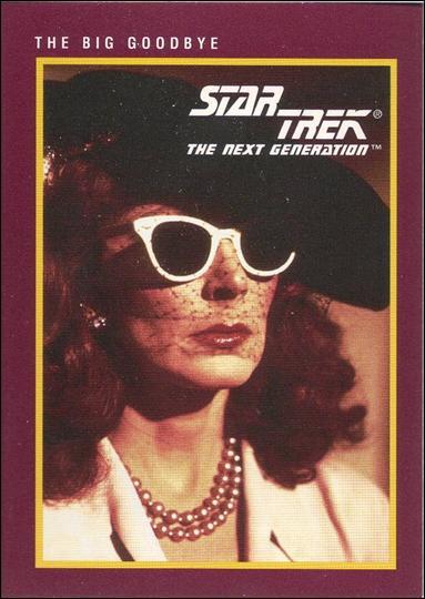 Star Trek 25th Anniversary: Series 1 (Base Set) 24-A by Impel