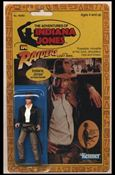 Adventures of Indiana Jones Indiana Jones (9-back/No Belloq offer)