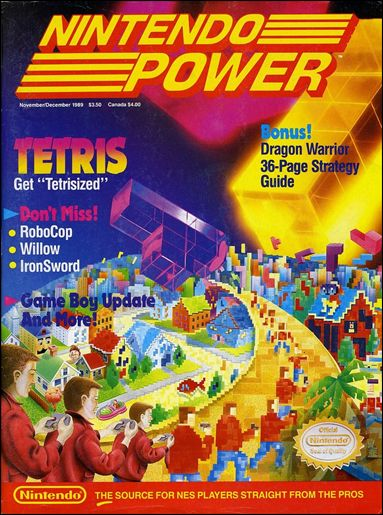 Nintendo Power 9-A by Future Publishing