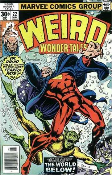 Weird Wonder Tales 22-A by Marvel