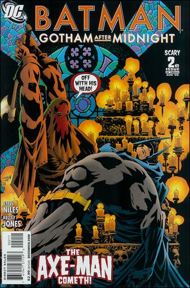 Batman: Gotham After Midnight 2-A by DC