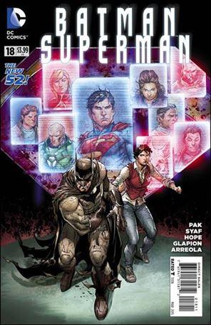 Batman/Superman 18-A