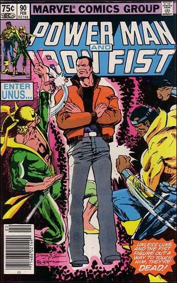 Power Man and Iron Fist (1978) 90-B by Marvel