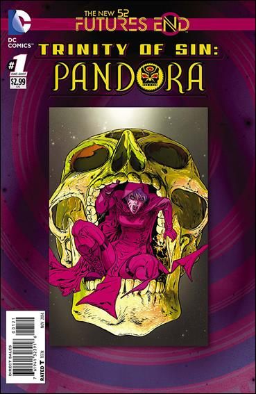 Trinity of Sin: Pandora: Futures End 1-B by DC