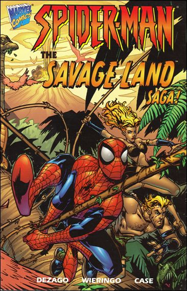 Spider-Man: Savage Land nn-A by Marvel