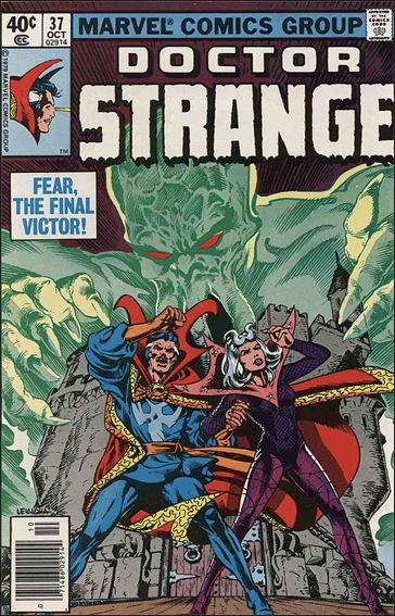 Doctor Strange (1974) 37-A by Marvel