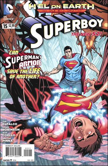 Superboy (2011/11) 15-A by DC
