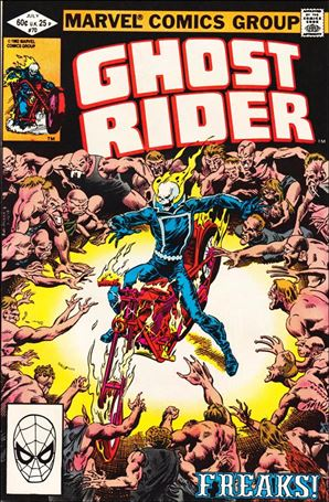 Ghost Rider (1973) 70-A