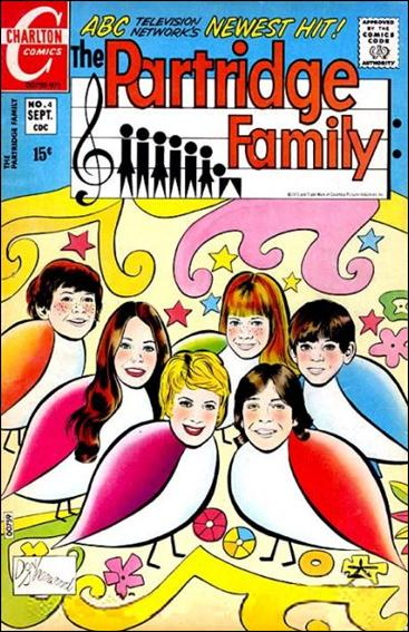 Partridge Family 4-A by Charlton