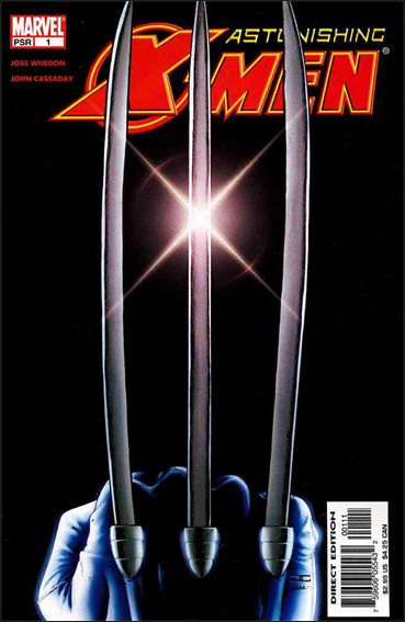 Astonishing X-Men (2004) 1-A by Marvel