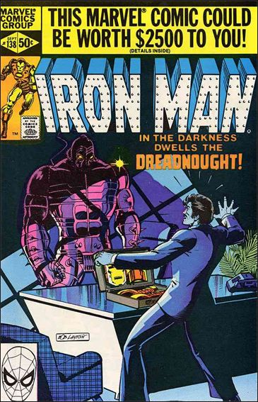 Iron Man (1968) 138-A by Marvel