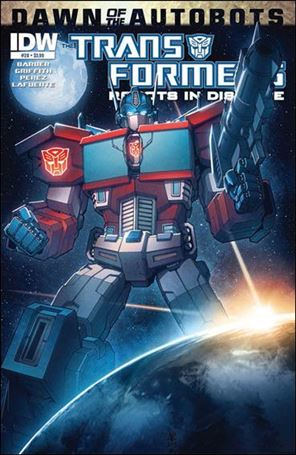 Transformers: Robots in Disguise 28-A