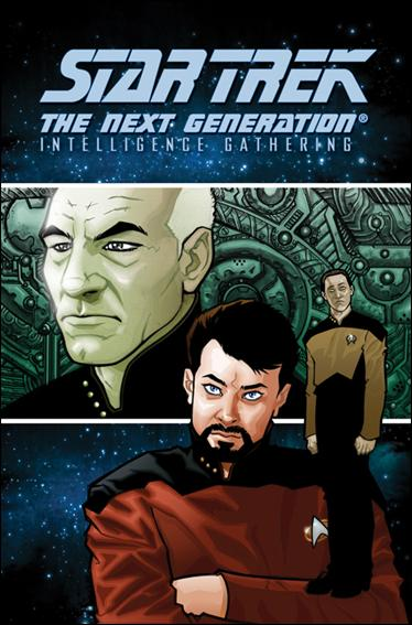 Star Trek: The Next Generation: Intelligence Gathering nn-A by IDW