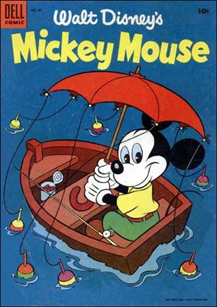 Walt Disney's Mickey Mouse 42-A