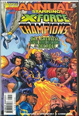 X-Force Annual '1998'-A by Marvel