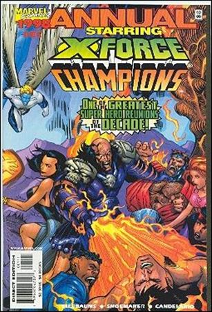 X-Force Annual '1998'-A
