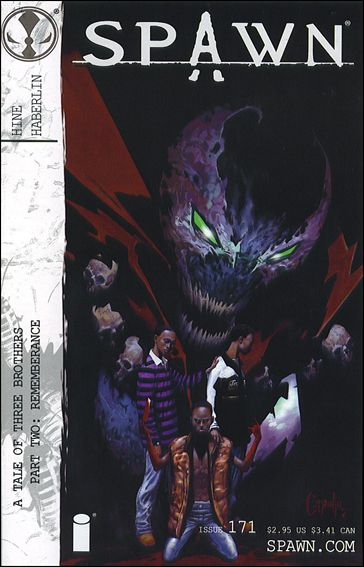 Spawn 171-A by Image
