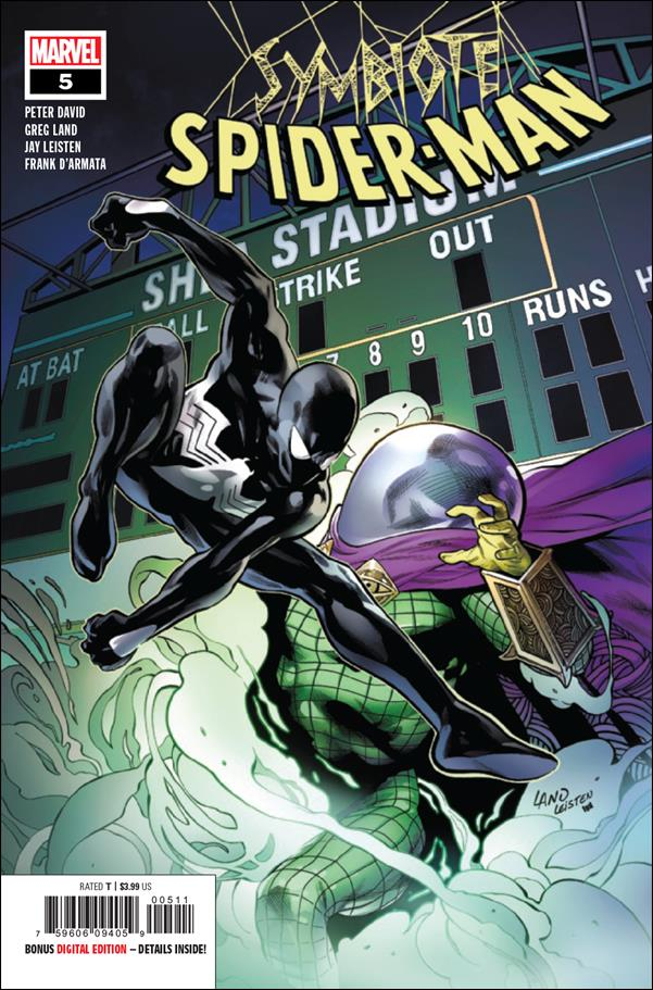 Symbiote Spider-Man 5-A by Marvel