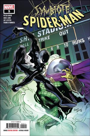 Symbiote Spider-Man 5-A