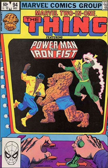 Marvel Two-in-One (1974) 94-A by Marvel