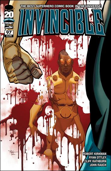 Invincible 97-A by Skybound Entertainment