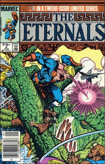 Eternals (1985) 4-A by Marvel