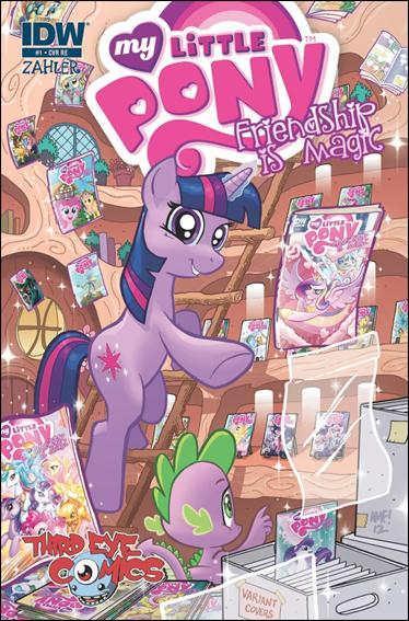 My Little Pony Micro-Series  1-F by IDW