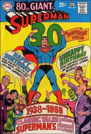 Superman (1939) 207-A
