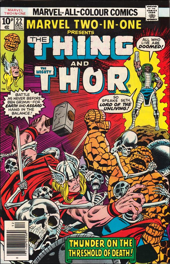 Marvel Two-In-One (1974) 22-B by Marvel