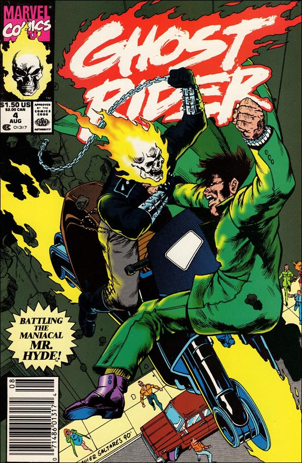 Ghost Rider (1990) 4-A by Marvel